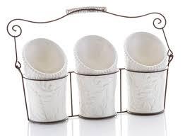 ienjoyware llc kitchen ceramic utensil holder u0026 reviews wayfair