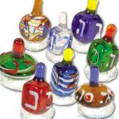 glass dreidel buy dreidels sivivonim dreidles israel catalog