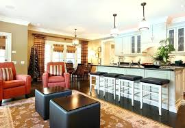 Living Room Dining Room Combination Kitchen Dining Rooms Digital Art Gallery Kitchen Dining Room Decor
