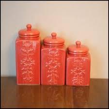 orange kitchen canisters kitchen orange kitchen canisters ceramic orange kitchen canisters