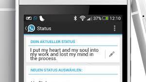 whatsapp spr che coole whatsapp status sprüche 53 images coole status sprche