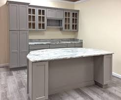 stone harbor gray kitchen cabinets builders surplus cabinets with island