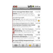 android email best android email app free from android market