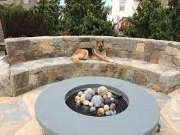fire pits and fireplaces cording landscape design