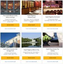 hyatt weekend getaway deals june 22 25 2017 loyaltylobby