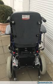 chaise roulante lectrique chaise roulante électrique à 6 vitesses a vendre 2ememain be