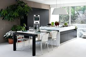 kitchen island with attached dining table kitchen island with dining table kitchen island dining table