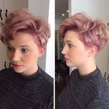 coloring pixie haircut strawberries cream pixie haircut pixie haircut pastel pink and