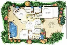 house plans mediterranean golf course house plans designs home zone