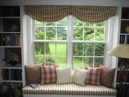 curtains for window seat cool window seat windows decor ideas