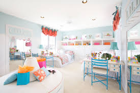 baby nursery modern kids bedroom furniture set and decorations baby nursery kids room decor idea girly kids room design red velvet top curtain aqua