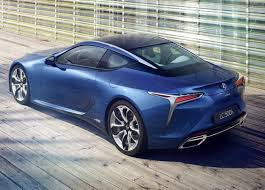 new lexus hybrid coupe all new lexus lc 500h myautoworld com