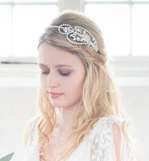vintage headbands vintage bridal headband
