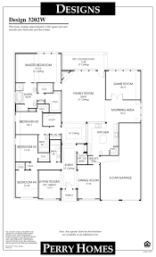 one story house plan i love this layout dream home