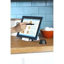 support tablette cuisine support tablette pour cuisine belkin support et stylet cuisine pour