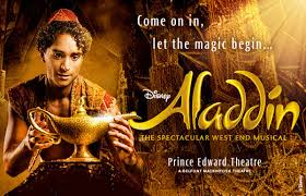 aladdin champagne u0026 vip packages delfont mackintosh theatres