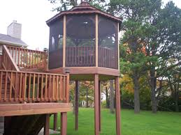 Small Patio Gazebo by St Louis Gazebos St Louis Decks Screened Porches Pergolas By