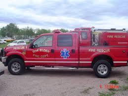 Ford F250 Utility Truck - apparatus box elder volunteer fire department