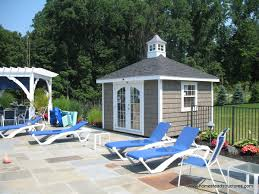 pool shed modern and clic pool cabana kits get yours today pool