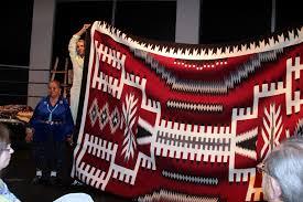 send in the clones part ii the pueblo grande museum navajo rug