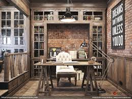 Rustic Home Interior Design by 50 Best Home Office Ideas And Designs For 2017