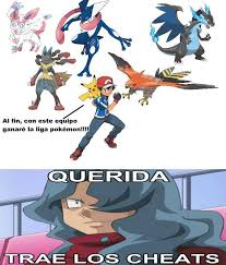 Memes De Pokemon En Espaã Ol - galer祗a de comics y memes graciosos de pok礬mon whack a hack foro