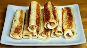 Manjula Kitchen Apple Bread Rolls Manjula U0027s Kitchen Indian Vegetarian Recipes