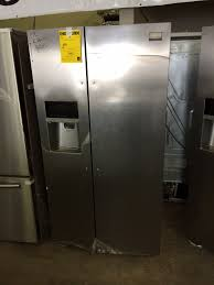 Kitchen Appliance Outlet 23 Cu Ft Gallery Side By Side St Louis Appliance Outlet