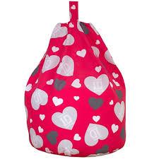 disney character large bean bag with beans girls boys cushion
