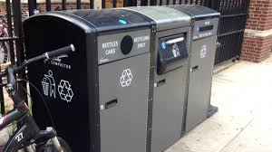 Built In Trash Compactor by Solar Trash Cans Save City Millions Nbc 10 Philadelphia
