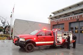 North Bay Fire Hall Ny by Menlo Park New Fire Unit Can Deal With Gridlock
