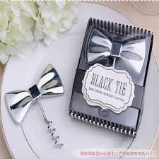 black tie party favors wholesale wedding favor black tie bottle opener bow tie wine