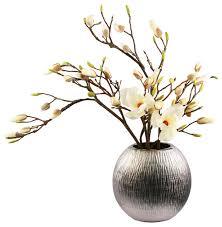 Modern Flower Vase Arrangements Modern Flower Vase Arrangements Home Design Judea Us