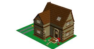 lego ideas english house