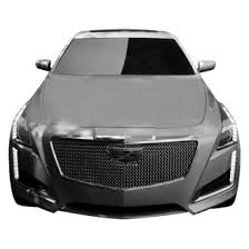 2011 cadillac cts grille cadillac cts custom grilles billet mesh cnc led chrome black