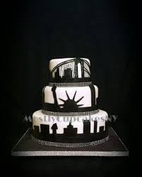 wedding cake ny decorate top hat new york theme search top hat