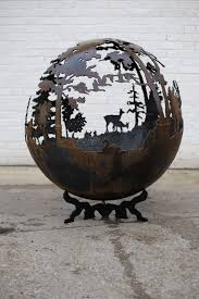 Garden Sphere Balls