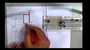 how to read an electronic schematic