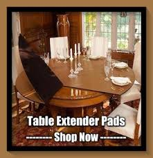 Dining Room Table Protector Pads Table Pads Custom Made Dining Room Table Pad Protectors