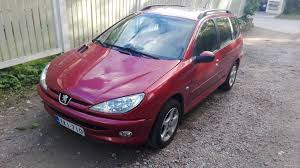 peugeot 206 sw xline 1 4 seur kats 08 2018 station wagon 2006