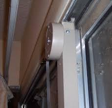 Patio Door Closer Klozit Actuated Sliding Patio Door Closer