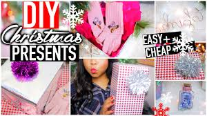diy holiday gifts youtube