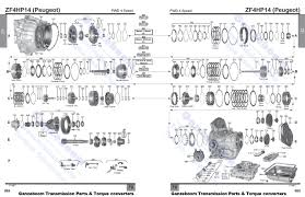 100 zf 5hp18 transmission service manual 2004 aisin
