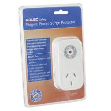 ge surge protector red light arlec plug in power surge protector bunnings warehouse