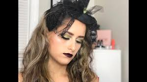witch makeup tutorial for halloween youtube