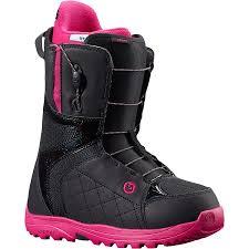 womens snowboard boots size 9 burton mint snowboard boots s 2015 evo