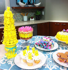 peeps decorations partytipz entertaining with style and ease