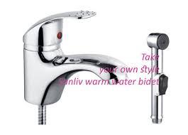 Toilet Bidet Sprayer Get Warm Water For Handheld Bidet Sprayer In Winter Bidet Mixer