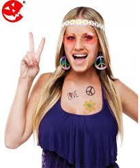 foto hippie figli dei fiori set anni 70 figli dei fiori hippie carnivalhalloween