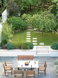 Garden Design Ideas How To Design A Long Narrow Garden Garden Design Ideas Long Thin